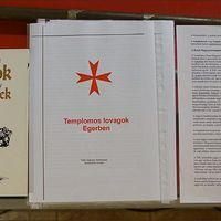 Templomos lovagok Egerben - előadás a