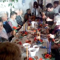 Karácsonyi előkészületek a Családsegítő Intézet Felnémeti Gondozási Központjában