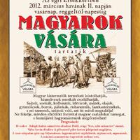 Programajánló - Az idei első Magyarok Vására