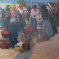 AZ ÉN UTAM címmel nyílik életmű kiállítás Nagy Ernő képeiből az egri Templom Galériában