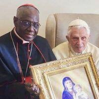 Háború a Vatikánban: Sarah bíboros nyílt támadása Ferenc pápa reformjai ellen