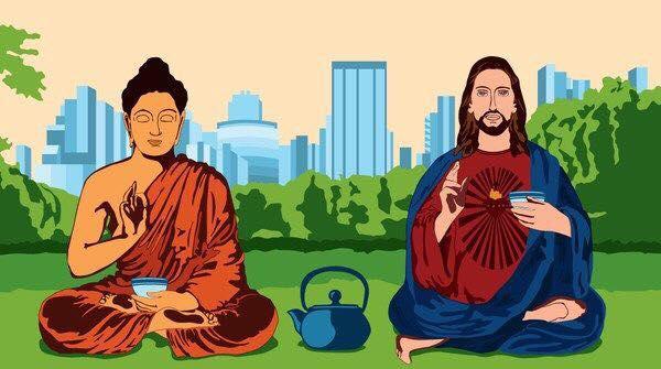 Isten a buddhizmusban