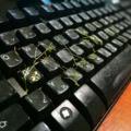 Ne betegedj meg! Figyelj oda az egyik első számú baktériumforrásra: a laptopbillentyűzetre!