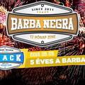 BARBA NEGRA - A jubileumon Kowalsky meg a Vega koncert