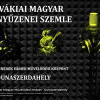 Véget ért a 4. Szlovákiai Magyar Könnyűzenei Szemle
