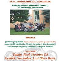 MOTOROSOK AZ ISKOLÁÉRT - jótékonysági rendezvény