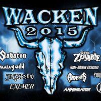 WACKEN OPEN AIR 2015 - Koncertek fotelrockereknek