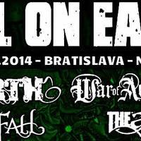 HELL ON EARTH TOUR - Graz helyett Pozsonyban