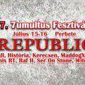 7. TUMULTUS FESZTIVÁL - 90%-ban hamisítatlan felvidéki rockzene szól majd