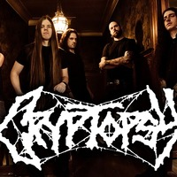 CRYPTOPSY - death metal vihar Pozsonyban
