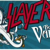SLAYER | BULLET FOR MY VALENTINE | UNEARTH - Metal show Pozsonyban!