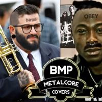 LAGZI LOUIS   PAKO BLACK - metalcore mega covers