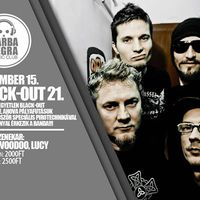 BLACK-OUT - 21.szülinapi buli a Barba Negra Music Club-ban