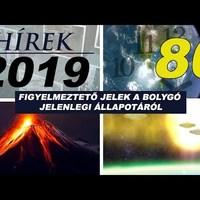 ALCYON PLEJÁDOK 80. - HÍREK 2019: ÁLHÍREK, MÁGNESES PÓLUSOK, GAZDASÁGI VÁLSÁG, ŰRPROGRAM