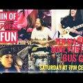 Együtt karanténkoncertezett Jen Majura, Gus G. és Mike Portnoy