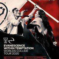 Őszre halasztotta turnéjait az Evanescence, a Within Temptation és az Epica