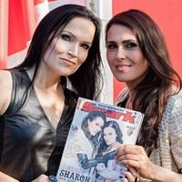 Együtt bulizott Tarja és Sharon den Adel