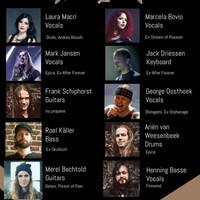 A Prágai Filharmónikusokkal rögzíti harmadik albumát a MaYaN