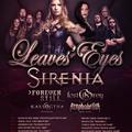 Leaves' Eyes és Sirenia koncert decemberben Budapesten!