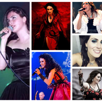 Énekesnők átalakulása #6 - Sharon den Adel