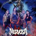 Albumpremier+lemezismertető: Nervosa - Perpetual Chaos
