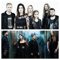 Együtt koncertezik a Sirenia és a Delain