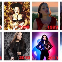 Énekesnők átalakulása #1 - Tarja Turunen