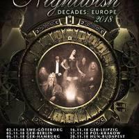 Nightwish: jövőre ismét Budapesten!