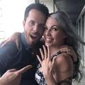 Összeházasodott Kobra Paige és Tommy Karevik