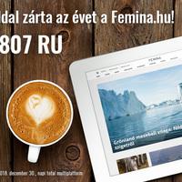 Több mint félmillió olvasó a Feminán - Tovább erősödött a site piaci pozíciója