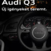 Pushdown extra - Audi Q3-as kampány