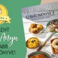Megjelent Mentes Anyu második szakácskönyve a Dívány gondozásában