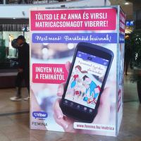 Anna és Virsli meghódítja az országot: cuki Viber-stickerjeinket már közel 200 ezren használják
