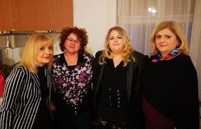 A Femina Klub negyedik klubestje osztatlan sikert aratott