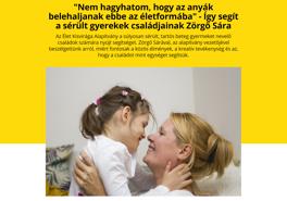 Hódos Hajnalka, a Femina újságírója nyerte a MÚOSZ és a Fellowes újságírói pályázatát