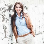 A legfrissebb Kreatív magazinban interjú Szabó Mariannal