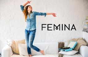 Újragondolt címlappal és megújult dizájnnal jelentkezik a Femina.hu