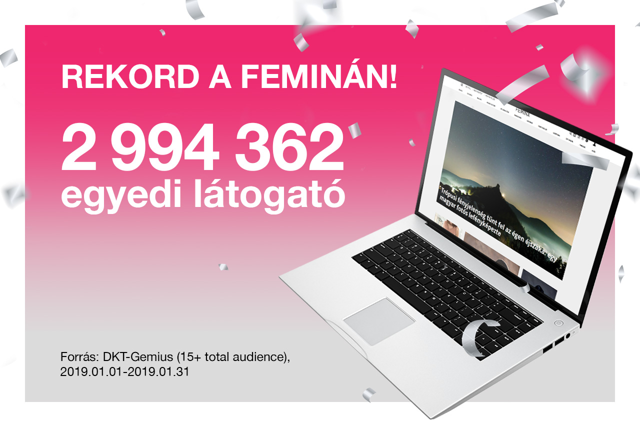 All time rekord a Feminán!