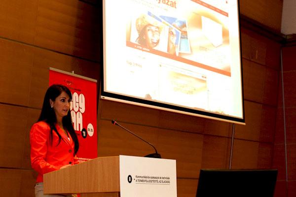 Szabó Mariann, a Femina értékesítési vezetője