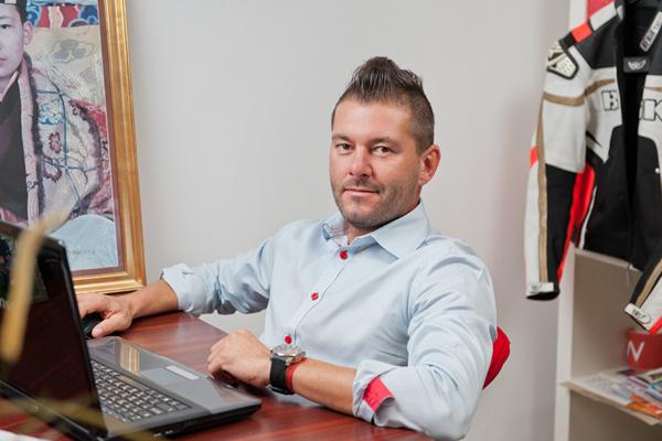 Gyulai György, a Femina Media tulajdonosa