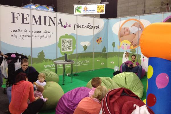 A Femina.hu pihenősarok