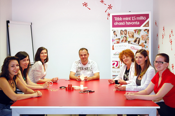 A FeminaShop csapata