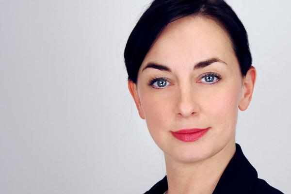 Fehér Ági, a Femina.hu vezető szerkesztője