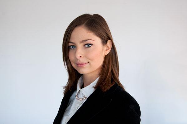 Donka Lili, a FeminaShop e-kereskedelmi vezetője