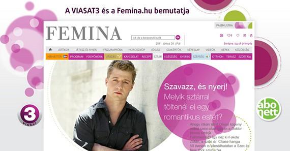 A Viasat3-mal és az Abonettel közös nyári Pasimustra kampányunk során online, TV-ben és outdoor megjelenésekkel is népszerűsítettük a csatorna legnépszerűbb sorozatának férfi szereplőit. (2011 július)