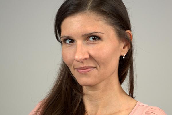 Horváth Júlia, a Femina Media fejlesztési vezetője