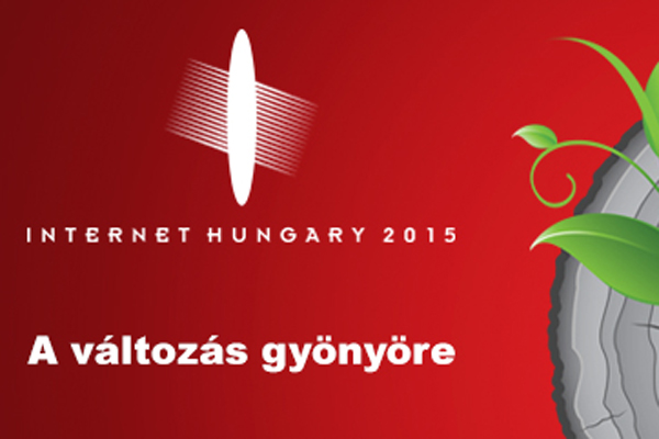 Internet Hungary 2015 Konferencia