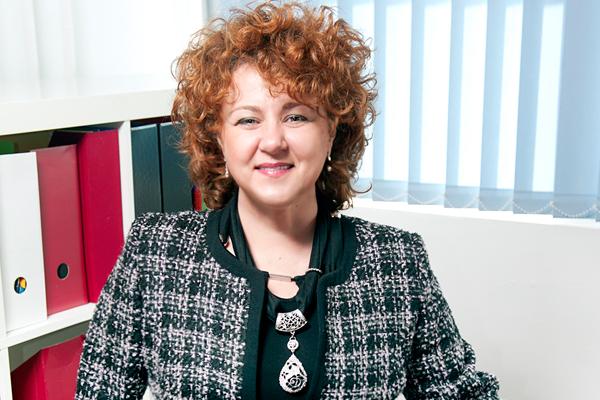 Rácz Brigitta, a Femina Media portfólió igazgatója, a Femina.hu főszerkesztője