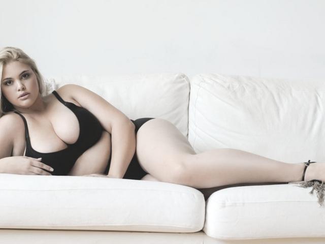Mert a Plus Size is lehet Sexy! ;)