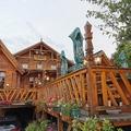 Balatoni étterem hangulatos helyszínnel, közepes kajákkal és szörnyű kiszolgálással